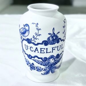 Other - VINTAGE LILLY MADE IN PORTUGAL VASE